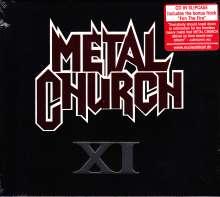 Metal Church: XI, CD