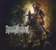 Spoil Engine: Stormsleeper, CD