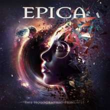Epica: The Holographic Principle (Limited-Deluxe-Edition), 2 CDs