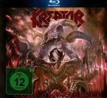 Kreator: Gods Of Violence, 1 CD und 1 Blu-ray Disc