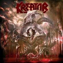 Kreator: Gods Of Violence (Limited-Edition) (Clear Vinyl), 2 LPs