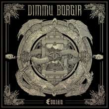 Dimmu Borgir: Eonian (180g) (Limited-Edition-Box-Set) (Clear Vinyl), 4 LPs