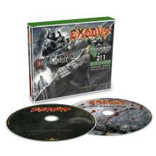 Exodus: Tempo Of The Damned / Shovel Headed Kill Machine (Nuclear Blast 2 For 1 Series), 2 CDs
