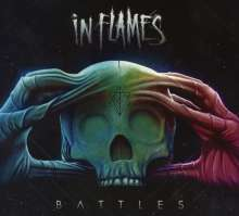 In Flames: Battles (Limited Edition), CD