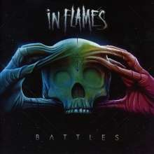 In Flames: Battles, CD