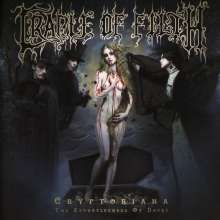 Cradle Of Filth: Cryptoriana - The Seductiveness Of Decay, CD