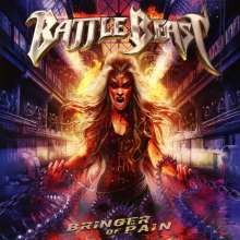 Battle Beast: Bringer Of Pain (Deluxe Edition), CD