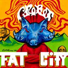 Crobot: Welcome To Fat City, LP