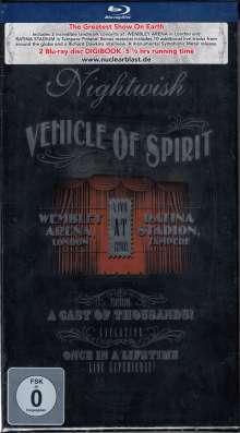 Nightwish: Vehicle Of Spirit: Live, 2 Blu-ray Discs