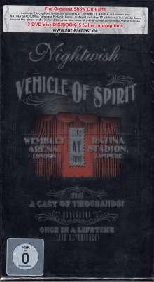 Nightwish: Vehicle Of Spirit: Live, 3 DVDs