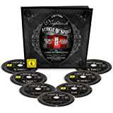 Nightwish: Vehicle Of Spirit: Live (Limited-Edition-Earbook), 2 CDs, 3 DVDs und 2 Blu-ray Discs