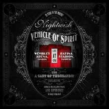 Nightwish: Vehicle Of Spirit: Live (Special Edition), 3 DVDs und 2 CDs