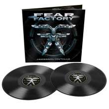 Fear Factory: Aggression Continuum, 2 LPs