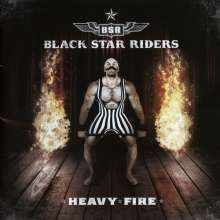 Black Star Riders: Heavy Fire (Limited-Edition), CD