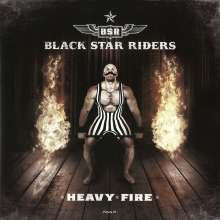 Black Star Riders: Heavy Fire (Picture-Disc), LP