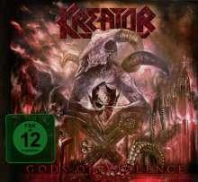 Kreator: Gods Of Violence, CD