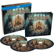 Korpiklaani: Live At Masters Of Rock, 3 CDs