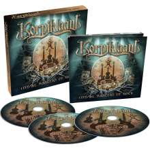 Korpiklaani: Live At Masters Of Rock, 2 CDs und 1 DVD