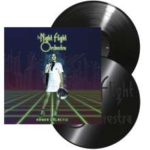 The Night Flight Orchestra: Amber Galactic (Limited-Edition), 2 LPs