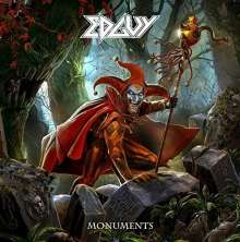 Edguy: Monuments, 2 CDs