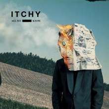 ITCHY: All We Know, CD