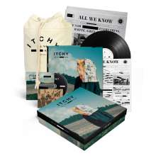 Itchy (ex-Itchy Poopzkid): All We Know (180g) (Limited-Deluxe-Edition-Boxset w/ Goodies), LP