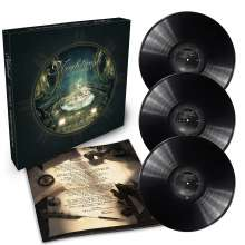 Nightwish: Decades (Limited-Edition), 3 LPs