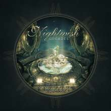Nightwish: Decades (Limited-Edition Earbook), 2 CDs