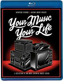 Your Music Your Life, Blu-ray Disc