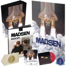 Madsen: Lichtjahre (Limited-Edition), 2 CDs