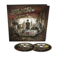Michael Schenker: Resurrection, CD