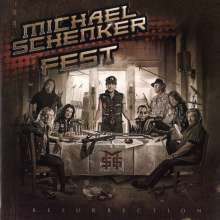 Michael Schenker: Resurrection, 2 LPs