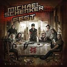 Michael Schenker: Resurrection (Clear Vinyl), 2 LPs