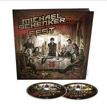 Michael Schenker: Resurrection (Earbook), CD