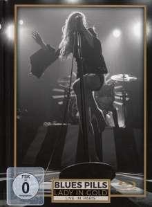 Blues Pills: Lady In Gold: Live In Paris, 2 CDs und 1 Blu-ray Disc