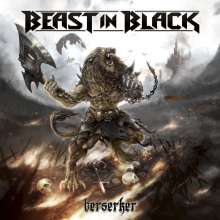Beast In Black: Berserker, CD