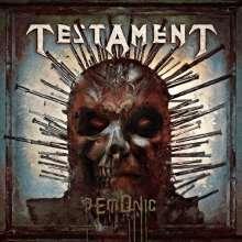 Testament (Metal): Demonic (Re-Release), CD