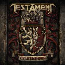 Testament (Metal): Live At Eindhoven (Limited-Edition), CD