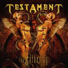 Testament (Metal): The Gathering (Limited-Edition), CD