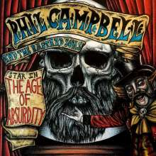 Phil Campbell: The Age Of Absurdity, CD
