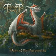 Twilight Force: Dawn Of The Dragonstar (Limited Edition), CD