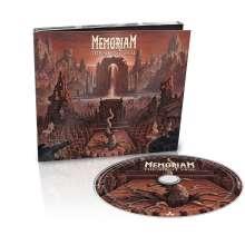Memoriam: The Silent Vigil, CD