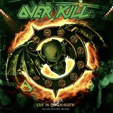 Overkill: Live In Overhausen Volume Two: Feel The Fire (Limited-Edition), 2 LPs