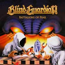Blind Guardian: Battalions Of Fear (remastered) (Picture Disc), LP
