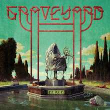 Graveyard: Peace (Limited-Edition) (Clear Vinyl), LP