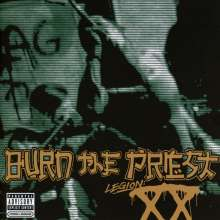 Burn The Priest: Legion: XX, CD