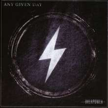 Any Given Day: Overpower, CD