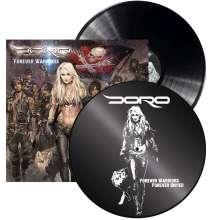 Doro: Forever Warriors (180g), 2 LPs