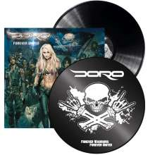 Doro: Forever United (180g), 2 LPs