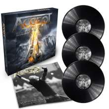 Accept: Symphonic Terror: Live At Wacken 2017 (Limited-Edition-Box-Set), 3 LPs